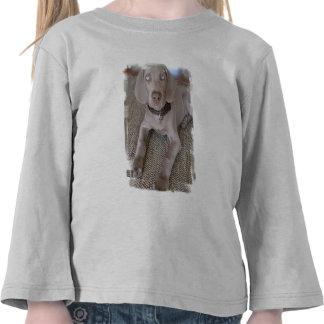 Weimaraner Puppy Toddler T-Shirt
