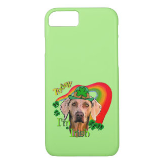 Weimaraner Saint Patricks Case-Mate iPhone Case