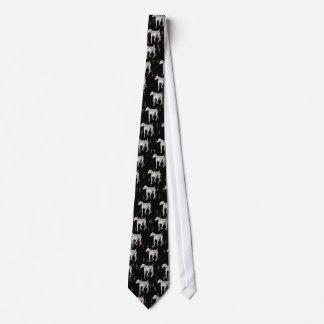 Weimaraner Sketch Tie