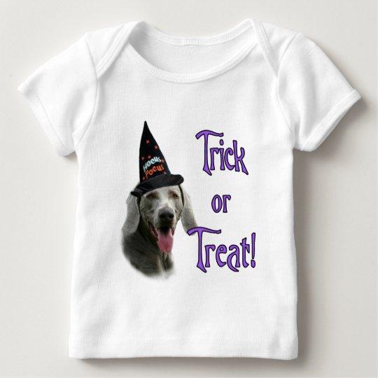 Weimaraner Trick Baby T-Shirt