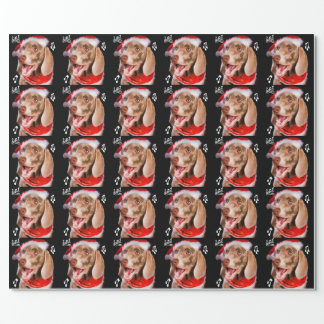 Weimaraner Wrapping Paper