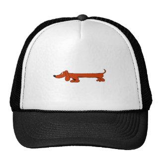 Weiner Dog Mesh Hats