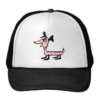 Weiner Dog Trucker Hats