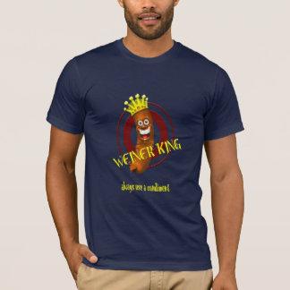 weiner king T-Shirt