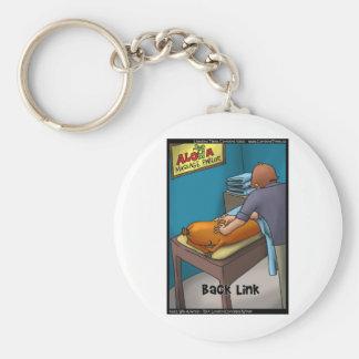 Weiner Massage aka Backlink Funny Gifts & Cards Keychains
