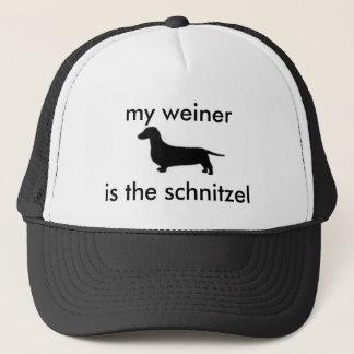 Weiner Schnitzel Trucker Hat