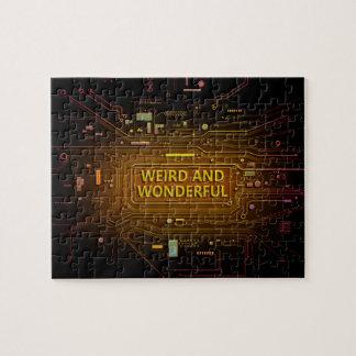 Weird and wonderful. jigsaw puzzle