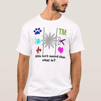 Weird Art T-Shirt