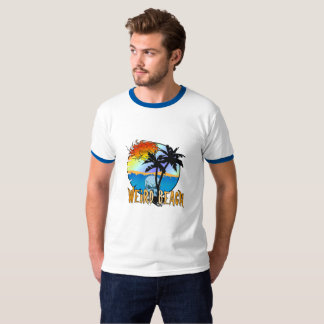 WEIRD BEACH LOGO T-SHIRT