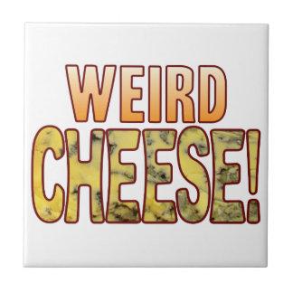 Weird Blue Cheese Tile