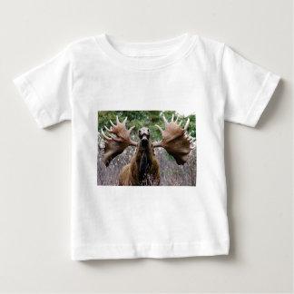 weird bull moose baby T-Shirt