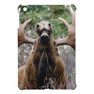 weird bull moose iPad mini case