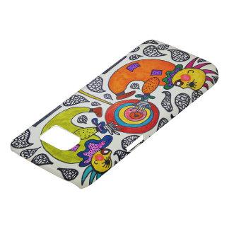 Weird but fun cell phone cover! samsung galaxy s7 case