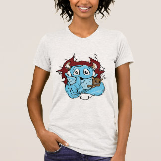 Weird but Funny Monster Shirt