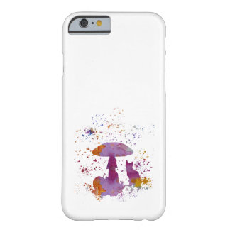 Weird Cat Barely There iPhone 6 Case