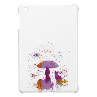 Weird Cat Case For The iPad Mini