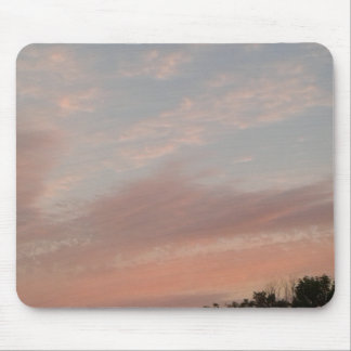 Weird Clouds 2 Mouse Pad