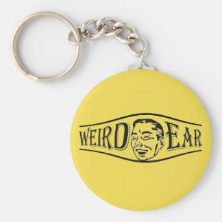 Weird Ear Keychain