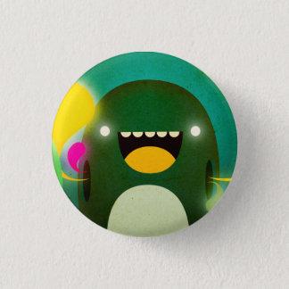 Weird friend ***//// 1 inch round button