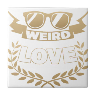 weird love tile
