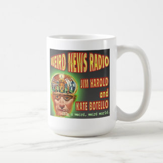 Weird News Radio Logo Mug