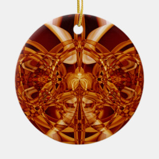 Weird Smoke (1).JPG Ceramic Ornament