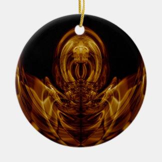 Weird Smoke (21).JPG Ceramic Ornament