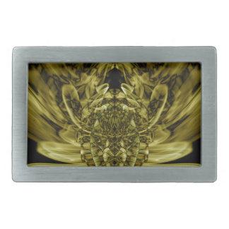 Weird Smoke (25).JPG Rectangular Belt Buckle