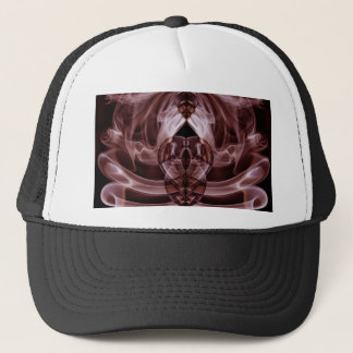 Weird Smoke (27).JPG Trucker Hat