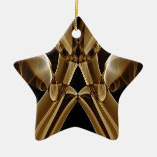 Weird Smoke (36).JPG Ceramic Star Ornament