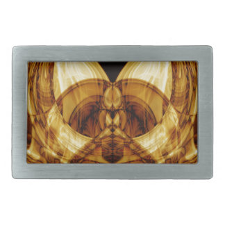 Weird Smoke (50).JPG Rectangular Belt Buckle