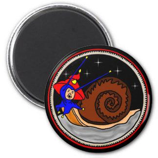 Weird Snail Magnet