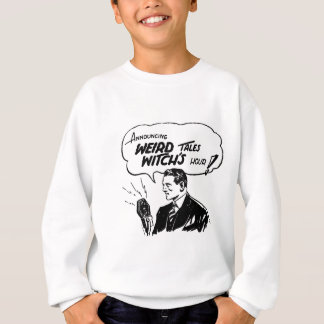 Weird Tales Witches Hour Sweatshirt