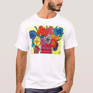 Weirdacious Floral T-Shirt