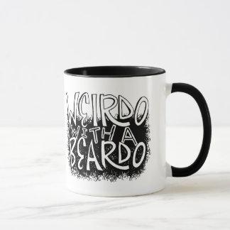 Weirdo with a Beardo Mug