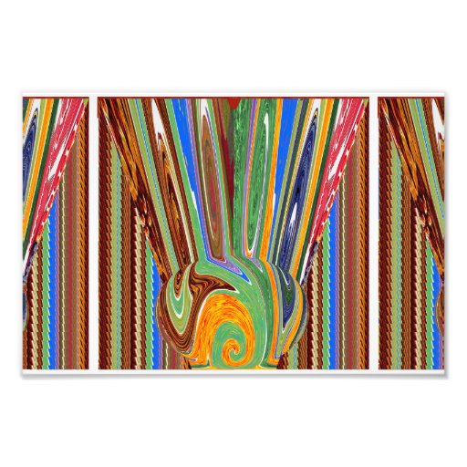 Weired Drama Curtain Drapes Colorful Artistic FUN Photograph