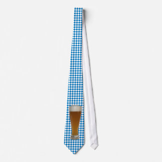 Weis-blue Bavaria Weis beer wheat beer Tie