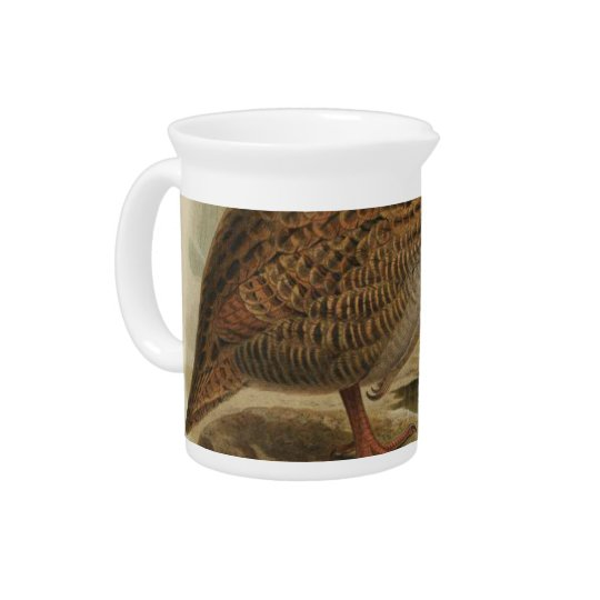 Weka Semi-Abstract Pitcher