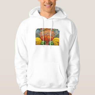 Welcom sign in Spanish, Mexico Hoodie