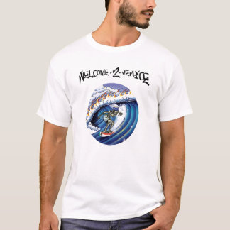Welcome 2 Venice (CD Cover-Circle) T-Shirt