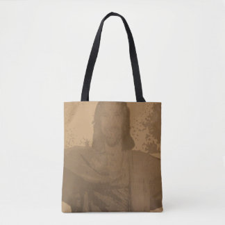 """""""Welcome"""" All-Over-Print Tote Bag"""