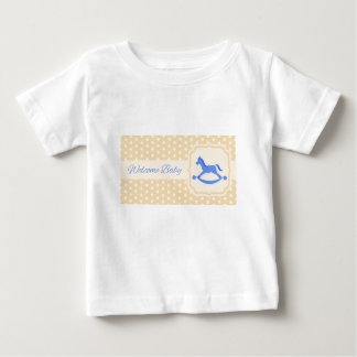 Welcome Baby Design Baby T-Shirt