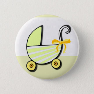 Welcome Baby or Baby Shower 2 Inch Round Button