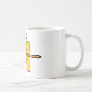 Welcome Basic White Mug