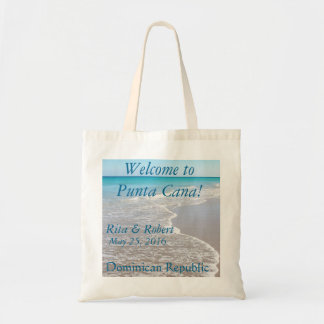Welcome Beach Bag Bridal Party Collection