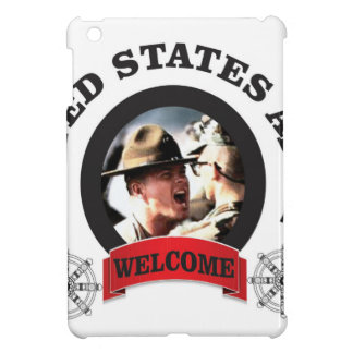 welcome boys iPad mini case