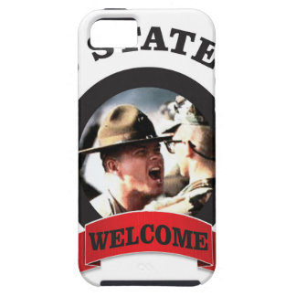 welcome boys iPhone 5 cover