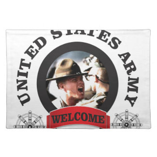 welcome boys placemats