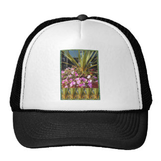 WELCOME Flower Smiling Shirts n GIFTS DIY Template Trucker Hat