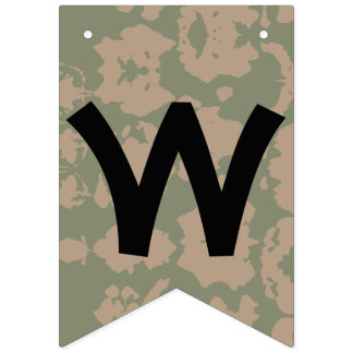 Welcome Home Dad Army Banner